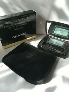 Chanel Ombre Essentielle Eyeshadow mono No.74  BOIS BLEU new&boxed