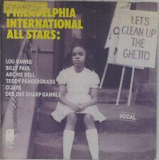 "7"" Single - Philadelphia International All Stars - Let's Clean Up The - s564"