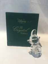 Disney Catalog Crystal Collection Dopey Figurine Collectible Snow White 7 Dwarfs