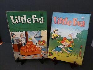 Little Eva Comics No.4 and No.5 Both 1952 68 Years Old