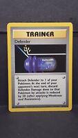 Defender 80 Base Set Uncommon Pokemon Card Near Mint