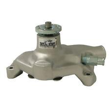 Tuff Stuff Water Pump 1394NCREV; Mechanical As Cast Aluminum for Chevy SBC