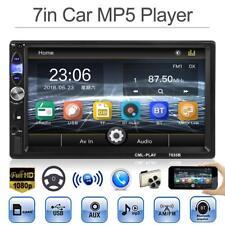 "7""Doppel 2DIN Android Bluetooth Screen Auto Radio Stereo MP5 Player FM Radio USB"
