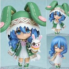 "Nendoroid 395 Anime Date A Live Yoshino Hermit PVC 4""/10cm PVC Action Figure Toy"