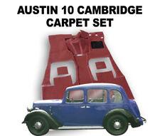 Austin 10 Cambridge Alfombra conjunto Austin Siete superior Pila profunda, con el respaldo de látex