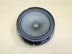VW Golf 5 6 Plus Jetta III Original Basse Haut-Parleur Porte Avant 200mm