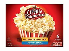 Orville Redenbacher's Gourmet Microwavable Popcorn Ultimate But... Free Shipping
