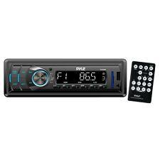 Pyle PLR34M Am/Fm Car Radio Mechless Unit (No CD)