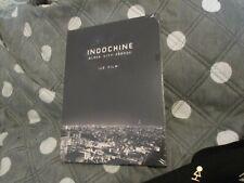 "DVD DIGIPACK NEUF ""INDOCHINE : BLACK CITY PARADE, LE FILM"" documentaire"