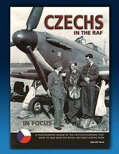 CZECHS IN THE RAF IN FOCUS