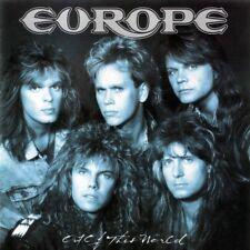 EUROPE - OUT OF THIS WORLD - CD SIGILLATO JEWELCASE
