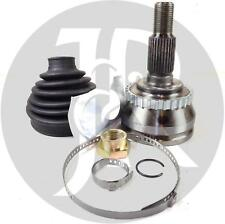 SAAB 9-5 2.3 TURBO DRIVESHAFT CV JOINT ABS & BOOT KIT 01>05