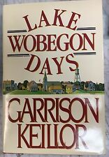 Lake Wobegon Days by Garrison Keillor HCDJ 1985 Humor Radio Midwest