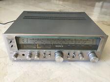 Stereo FM receiver SONY STR-414, 1978