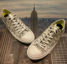 418470af9431 Converse x Futura Chuck Taylor All Star II 2 Ox Low Top White Size 8.5  154494c
