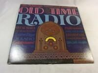 The Nostalgic Voices & Sounds Of Old Time Radio - Columba Records CSP-104 Promo