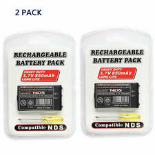 2 Battery for NINTENDO - NTR001 / NTR003 GAME BOY DS / NDS / NTR-001 / NTR-003