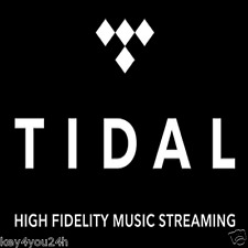 💥 TIDAL Hi-Fi ✳️ 9 Months GURANTEED ✳️ FAST DELIVERY better than spotify deezer