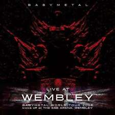 BabyMetal - LIVE AT WEMBLEY NOUVEAU CD