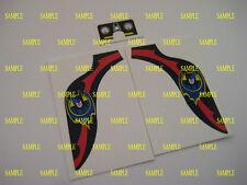 Corgi 268 Batbike Stickers - B2G1F