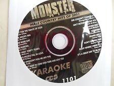 Monster Hits Karaoke CD+G vol-1101/ Brooks and Dunn,Travis Tritt,Toby Keith +