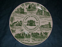 VINTAGE 1820-1970 ROTTERDAM NY SESQUI-CENTENNIAL PLATE