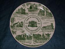 VINTAGE 1820-1970 ROTTERDAM NY SESQUI-CENTENNIAL PLATE