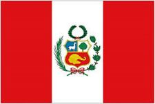 5'x3' Flag Peru, Philippines, Poland, Portugal, Qatar, Romania Brand New!!!