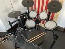 Roland Td-25 electric Drum Kit w/Extras Barely Used