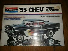 � Monogram Vintage 1955 Chevy Street Machine (Factory Sealed) 1:24 Scale �