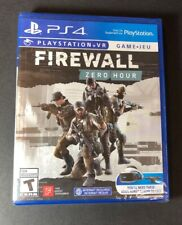 Firewall Zero Hour [ PS VR Game ] (PS4 / PSVR) NEW