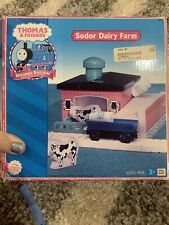 Thomas and friends SODOR DAIRY FARM New In Box Thomas Wooden Railway