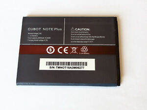 CUBOT Note Plus Akku * Garantie * schneller Versand