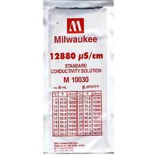 EC Eichflüssigkeit 12880 µS/cm 20 ml Kalibrierlösung Eichlösung Kalibrieren
