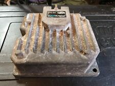 Fiat Uno Turbo MK2 Magneti Marelli Ignition Unit Microplex MED604C