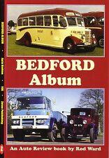 Book - Bedford Trucks Buses Vans OY CA SB RL TJ TK VA HA CF TM TL - Auto Review