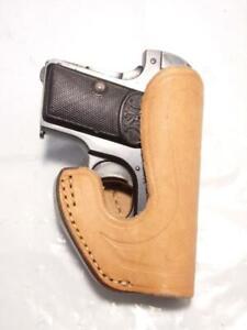 H6091 COLT Brand FACTORY LOGO Gun Holster for Junior Pocket .25 & 1908 Vest P