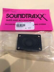 """SOUNDTRAXX DCC - Speaker OVAL 1.1"""" X 1.57"""" 8 OHM New!"""