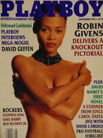 Playboy September 1994 | Kelly Gallagher Robin Givens   #1118+