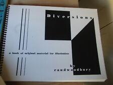 Diversions Book 1 St ed Rand Woodbury 1996