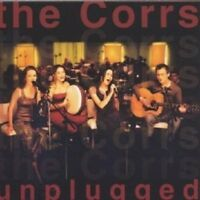 THE CORRS-UNPLUGGED (NEW VERSION) CD POP 15 TRACKS NEW!