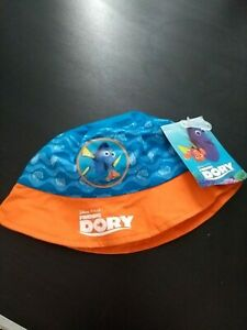 SUN HAT KIDS INFANT BABIES BUCKET SUN HAT DISNEY FINDING DORY WITH TAGS NEW