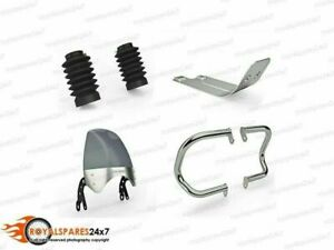 Genuine Royal Enfield Interceptor 650 Accessories Combo Pack 4 Pieces