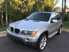 2001 BMW X5 E53