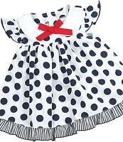 BabyPrem Baby Girls Clothes Dresses 3 Piece Dress Set Headband & Pants  9 - 23m