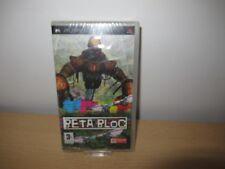 BETA BLOC SONY PSP VIDEOJUEGO, NUEVO, NUEVO PAL