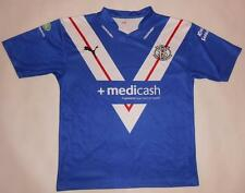 RUGBY SHIRT PUMA ST. HELENS (M) Jersey Trikot Maillot Maglia Camiseta