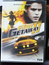 C3 DVD FAST GETAWAY II Sarah BUXTON Corey HAIM neuf sous cello