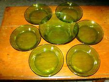 Salat - Menagerie 7 - teilig   grün  DURALEX Frankreich