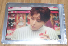 RYEOWOOK The Little Prince SMTOWN COEX Artium SUM OFFICIAL GOODS 4X6 PHOTO SET